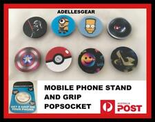 EXPANDING POP- OUT  MOBILE PHONE GRIP MOUNT STAND HOLDER POPSOCKET