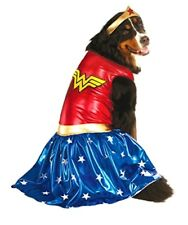 Rubie's Costume Company DC Comics Wonder Woman Large Dog Costume
