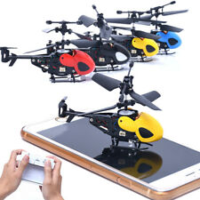 2CH Mini RC Helicopter Radio Remote Control Aircraft  Micro 2 Channel Drone Nice