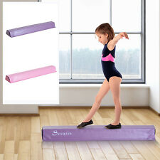 4' Balance Beam Floor Beam Low Height Sectional Home Foam 2 Colors