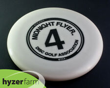 "DGA GLOW ""Midnight Flyer"" STEADY *pick your weight* Hyzer Farm disc golf putter"