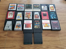 ATARI 2600 GAMES - YOUR CHOICE OF 20 COMBINED SHIPPING DISCOUNTS - ALL TESTED