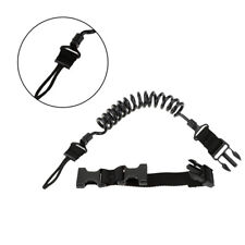 Rifle Sling Bungee Tactical Airsoft Gun Strap Adjustable Safety Two Point