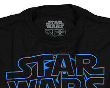 Star Wars Youth Boys' Darth Vader Color Gradient Glow-In-The-Dark T-Shirt