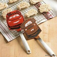New Cars 2 Disney Pixar Tow Mater Lightning McQueen Flexible Nonstick Spatula