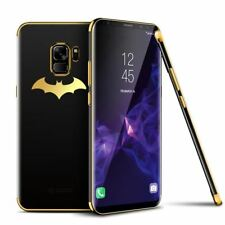 Samsung Galaxy S7 Edge S8 S8 Batman Transparent Cover For Samsung S9 Note 8