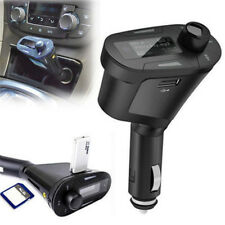 Car FM Transmitter Wireless Radio Adapter USB SD Mp3 Player LCD Remote Control