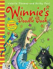 Winnie the Witch - Winnie's Doodle Book by Valerie Thomas (Paperback) New