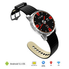 KW99 3G Android Smart Watch 8GB Bluetooth Heart Rate SIM Phone GPS WIFI For iOS