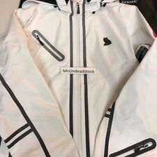 OVO Drake Octobers Very Own Canada Goose Timber Shell Jacket White Medium Large