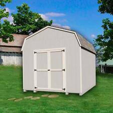 Little Cottage Company 6 Foot Gambrel Barn Value Shed Storage Solution