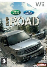 Game : Land Rover Ford Off Road Nintendo Wii PAL