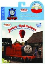 James and the Red Balloon: And Other Thomas the Tank Engine Stories [With CD] (T