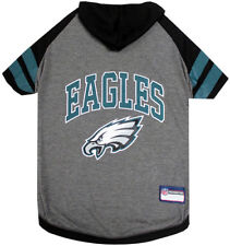 Philadelphia Eagles Hoodie Dog Shirt NFL Football Official License Pet Product