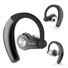 True Wireless Bluetooth Earphone HIFI Headphone Bass Headset Ear-Hook With Mic