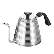 Coffee Drip Stainless Steel Kettle Tea Pot Gooseneck with Thermometer