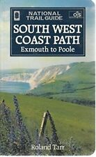The South West Coast Path: Exmouth to Poole (National Trail Guides), Roland Tarr