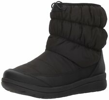 Clarks Womens Cabrini Bay Closed Toe Ankle Cold Weather Boots