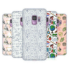 OFFICIAL JULIA BADEEVA ASSORTED PATTERNS 3 HARD BACK CASE FOR SAMSUNG PHONES 1