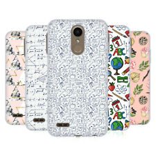 OFFICIAL JULIA BADEEVA ASSORTED PATTERNS 3 SOFT GEL CASE FOR LG PHONES 1