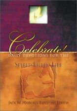 Spirit Filled Life: Daily Devotional Paperback Book The Cheap Fast Free Post