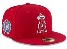 Official 2018 MLB 9-11 Los Angeles Angels New Era 59FIFTY Fitted Hat