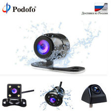 Podofo Auto CCD HD Car Backup Reverse Camera Rear Monitor Parking aid Universal