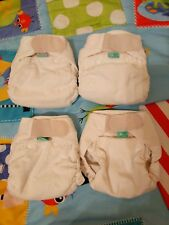 Tots Bots Bamboozle- Size 2 Nappies and PeeNut Wrap - Great Condition
