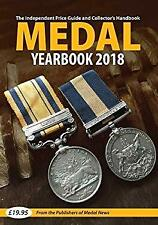Medal Yearbook 2018-ExLibrary