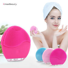 luna mini 2 Sonic Facial Cleansing Brush Silicone Electric Face Washing Brush