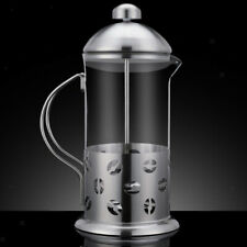 Stainless Steel Percolator Coffee Pot Tea Kettle French Press Coffee Maker