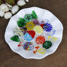 1/5/10Pcs Vintage glass sweets wedding party candy Christmas decoration gifts