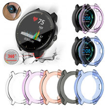Shell Watch Cover Protective Case Transparent TPU for Garmin Vivoactive 3 Music
