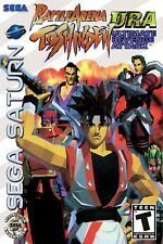 Battle Arena Toshinden URA Sega Saturn Box Art Poster Multiple Sizes 11x17-24x36