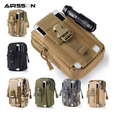 Tactical Pouch Molle Hunting Bags Belt Waist Bag Military Fanny Pack Outdoor