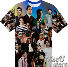 DARREN BLAINE ANDERSON T-SHIRT Photo Collage shirt 3D
