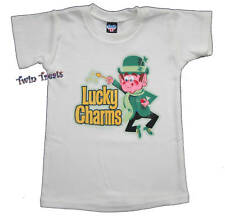 Junk Food Lucky Charms Cereal T-shirt Infant