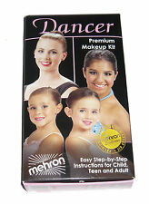 Mehron Dancers Costume Theatre Make Up Kit KMP-DNC