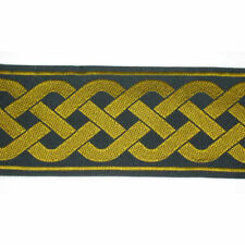 "Jacquard Ribbon Celtic Style 2"" 5 Yards"
