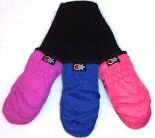 SnowStoppers STAY-ON Nylon Mittens - Xtra Small