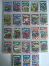 ACE TRUMPS - 24 Pack Range {fixed £1 UK p&p}
