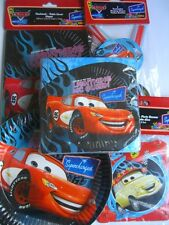 DISNEY CARS {Everts/Supercharged} PARTY RANGE {fixed £1 UK p&p}