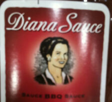 7 BOTTLES OF DIANA GOURMET BBQ SAUCE - YOU CHOOSE FROM 5 SAUCES - FREE SHIPPING