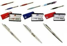 OFFICIAL FOOTBALL CLUB ITEMS - PEN - Choice of EASY GRIP - PARKER - CHROME