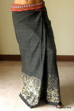 Thai Style Wrap Skirt * Sarong *Maternity*Cotton*Massage*Thai Dress*Cotton* ST-A