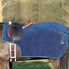 Mark Todd Fleece Exercise Sheet CHOCO or NAVY all sizes