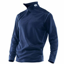 EDZ All Climate Season Base Layer Mens Zip Neck Shirt Top Motorcycle Ski Sports
