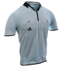 Adidas Dolphin Blue Dlc Ref / Referee Shirt Rrp£60 Many Sizes Available