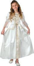 Pirates of the Caribbean Elizabeth White Dress Up Halloween Deluxe Child Costume