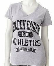 "SOUTHERN MISSISSIPPI GOLDEN EAGLES ""Athletics"" Tee (Ladies/Junior Size) New/Tags"